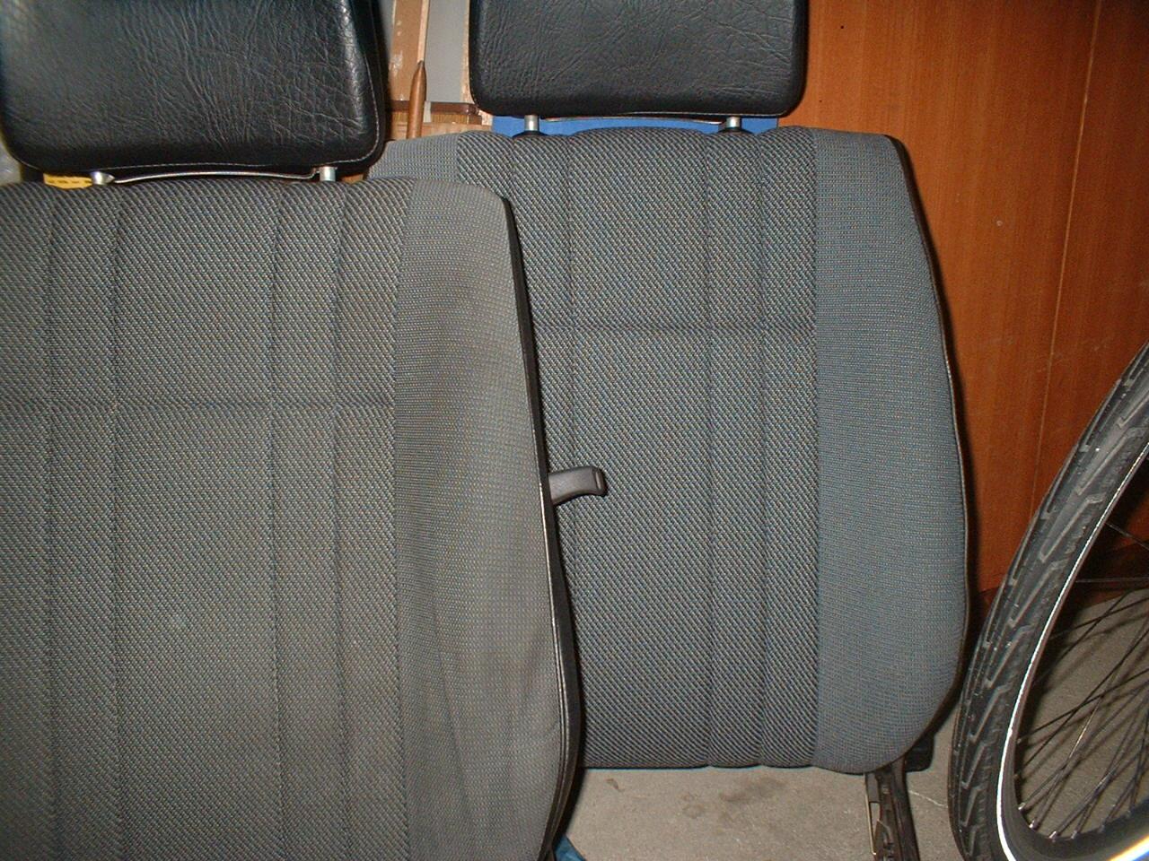 sitze waschen vw golf 1 2. Black Bedroom Furniture Sets. Home Design Ideas